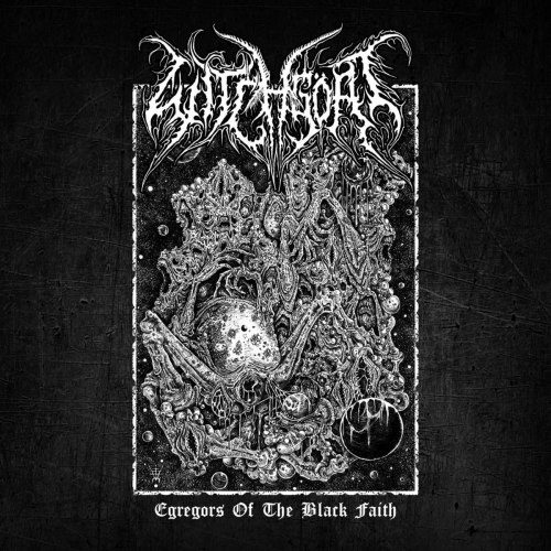 WITCHGOAT - Egregors of the Black Faith CD Blackened Thrash Metal