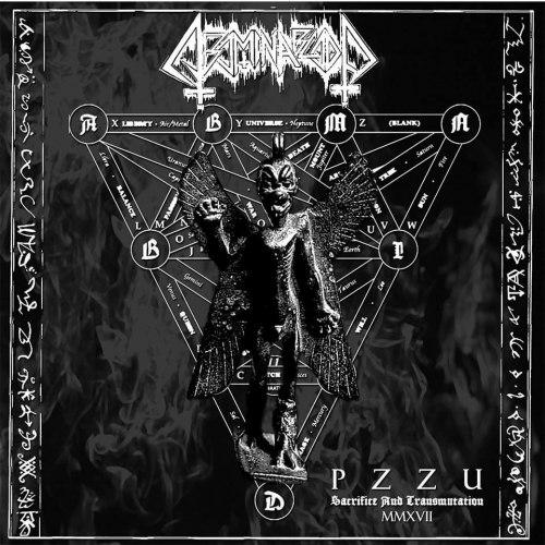 ABOMINABLOOD - PZZU - Sacrifice and Transmutation MMXVII MCD Black Metal