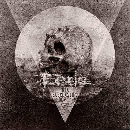 EERIE - Into Everlasting Death CD Blackened Metal