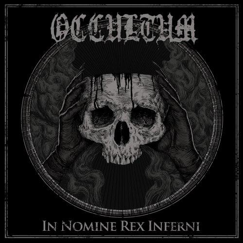 OCCULTUM - In Nomine Rex Inferni CD Black Metal