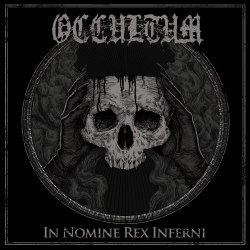 OCCULTUM - In Nomine Rex Inferni CD Black Metal