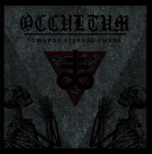 OCCULTUM - Towards Eternal Chaos CD Black Metal