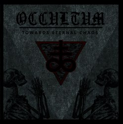 OCCULTUM - Towards Eternal Chaos CD Black Metal