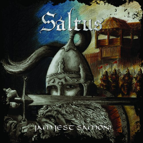 SALTUS - Jam Jest Samon! CD Pagan Metal