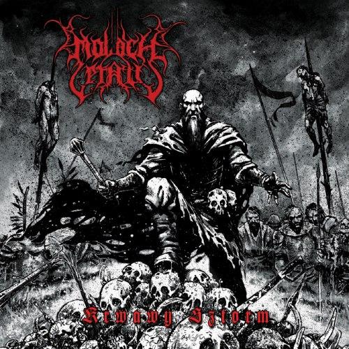 MOLOCH LETALIS - Krwawy sztorm CD Death Metal