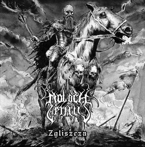 MOLOCH LETALIS - Zgliszcza CD Death Metal