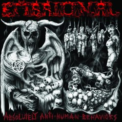 EMBRIONAL - Absolutely Anti-Human Behaviors CD Death Metal