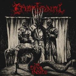 EMBRIONAL - The Devil Inside CD Death Metal
