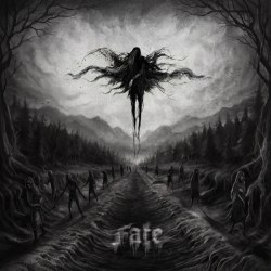 CIEN - Fate CD Blackened Metal