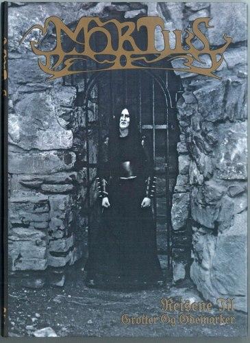 MORTIIS - Reisene Til Grotter Og Ødemarker DVD Ambient