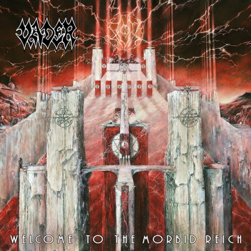 VADER - Welcome To The Morbid Reich CD Death Metal