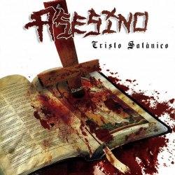 ASESINO - Cristo Satánico CD Grindcore