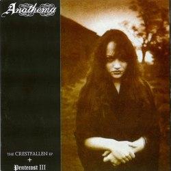 ANATHEMA - The Crestfallen EP + Pentecost III CD Doom Death Metal