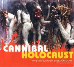 RIZ ORTOLANI - Cannibal Holocaust OST Digi-CD Soundtrack