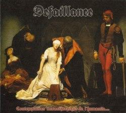 DEFAILLANCE - Contemplation Misanthropique De L'Humanité... Digi-CD Depressive Metal