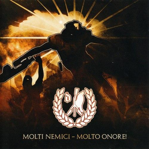 DISIPLIN - Molti Nemici - Molto Onore! CD NS Metal
