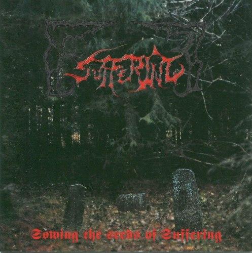 SUFFERING - Sowing The Seeds Of Suffering CD Black Doom Metal