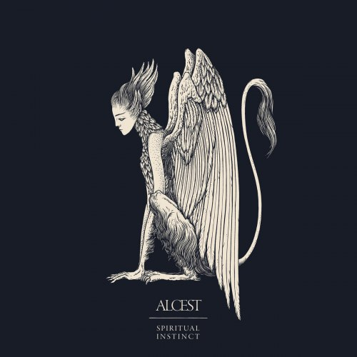ALCEST - Spiritual Instinct CD Atmospheric Metal