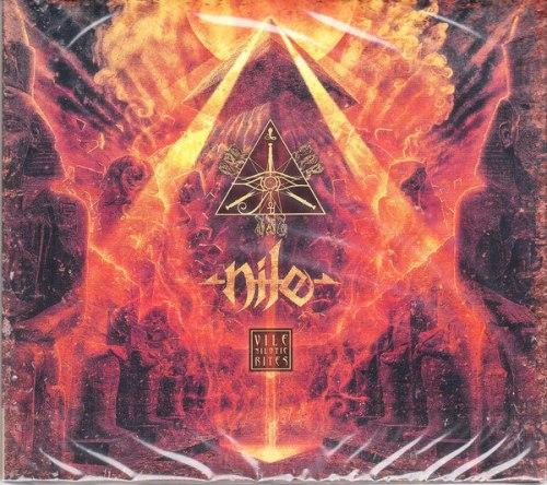 NILE - Vile Nilotic Rites Digi-CD Technical Death Metal