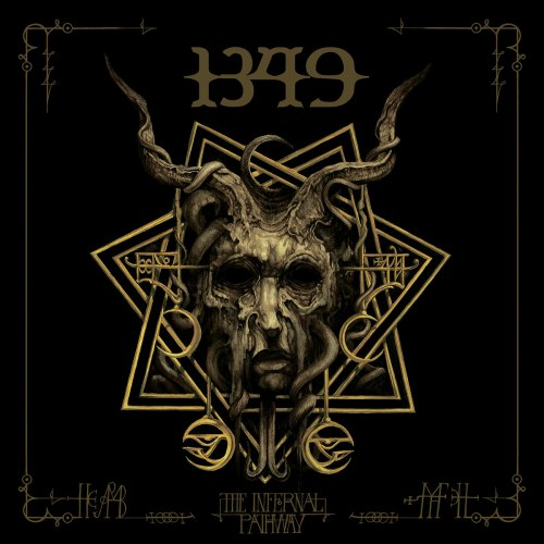 1349 - The Infernal Pathway Digi-CD Black Metal