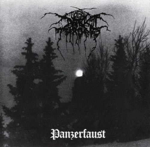 DARKTHRONE - Panzerfaust CD Black Metal