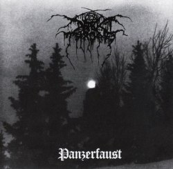 DARKTHRONE - Panzerfaust CD Black Metal
