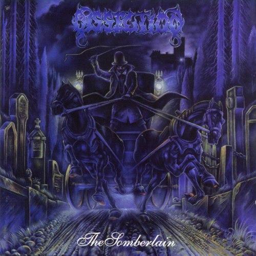 DISSECTION - The Somberlain CD Black Metal
