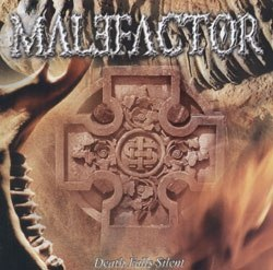 MALEFACTOR - Death Falls Silent... CD Death Metal