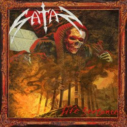 SATAN - Life Sentence CD Heavy Metal