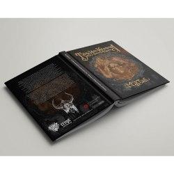 MORTIIS - Тайны моего Королевства: Назад к неведомым мирам Книга Dark Ambient
