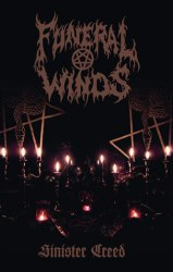 FUNERAL WINDS - Sinister Creed Tape Black Metal