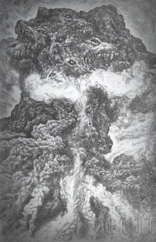 EVILWINGED - Avatars of Satan Tape Black Metal