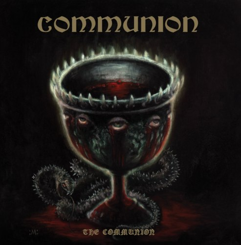 COMMUNION - The Communion CD Black Metal
