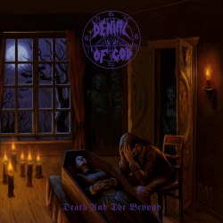 DENIAL OF GOD - Death And The Beyond CD Black Metal