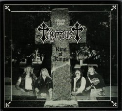 TYRANT - King Of Kings Digi-CD Heavy Metal