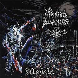 MANIAC BUTCHER - Masakr CD Raw Black Metal