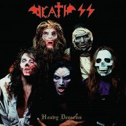 DEATH SS - Heavy Demons Digi-CD Heavy Metal