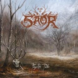 SAOR - Forgotten Paths Digi-CD Atmospheric Heathen Metal