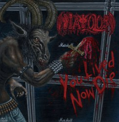 DIAVOLOS - You Lived Now Die CD Blackened Thrash Metal