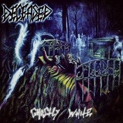 DECEASED - Ghostly White CD Death Thrash Metal
