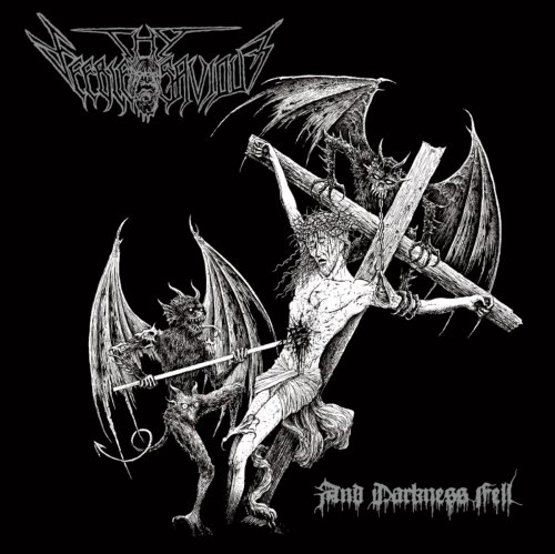 THY FEEBLE SAVIOUR - And Darkness Fell CD Death Metal