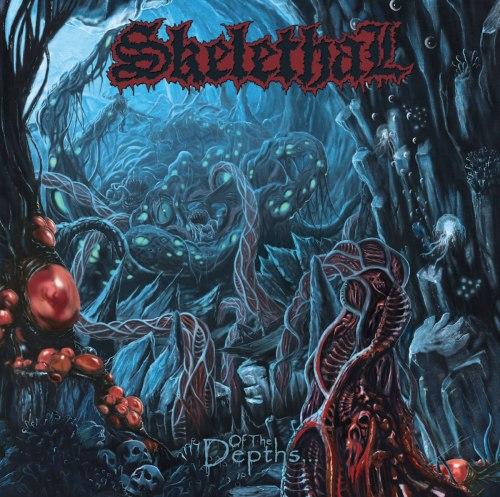 SKELETHAL - Of The Depths... CD Death Metal
