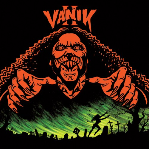 VANIK - Vanik II: Dark Season CD Heavy Speed Metal