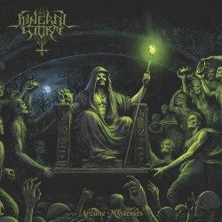 FUNERAL STORM - Arcane Mysteries CD Black Metal