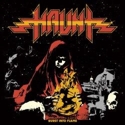 HAUNT - Burst Into Flame CD Heavy Metal
