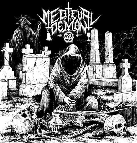 MEDIEVAL DEMON - Medieval Necromancy CD Black Metal