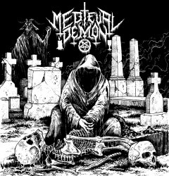 MEDIEVAL DEMON - Medieval Necromancy CD Black Metal