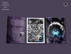 PROGENIE TERRESTRE PURA - starCross A5 Digi-CD Space Metal