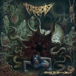 TURBIDITY - Vomiting The Rotten Maggot MCD Brutal Death Metal