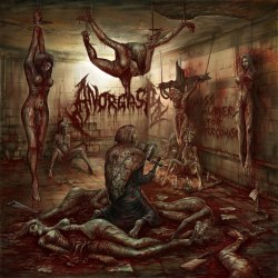 ANORGASM - Mass Murder for Intercourse CD Brutal Death Metal
